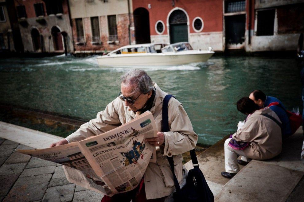 Βενετία Γόνδολες