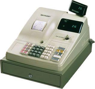 Αλλαγή ΦΠΑ σε SHARP ER-A215G
