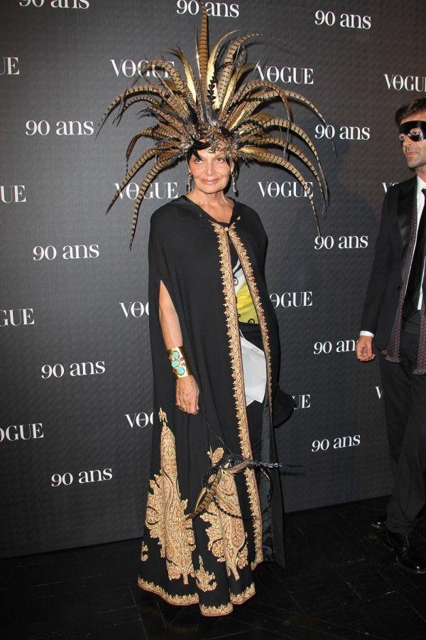 Vogue Paris 90th