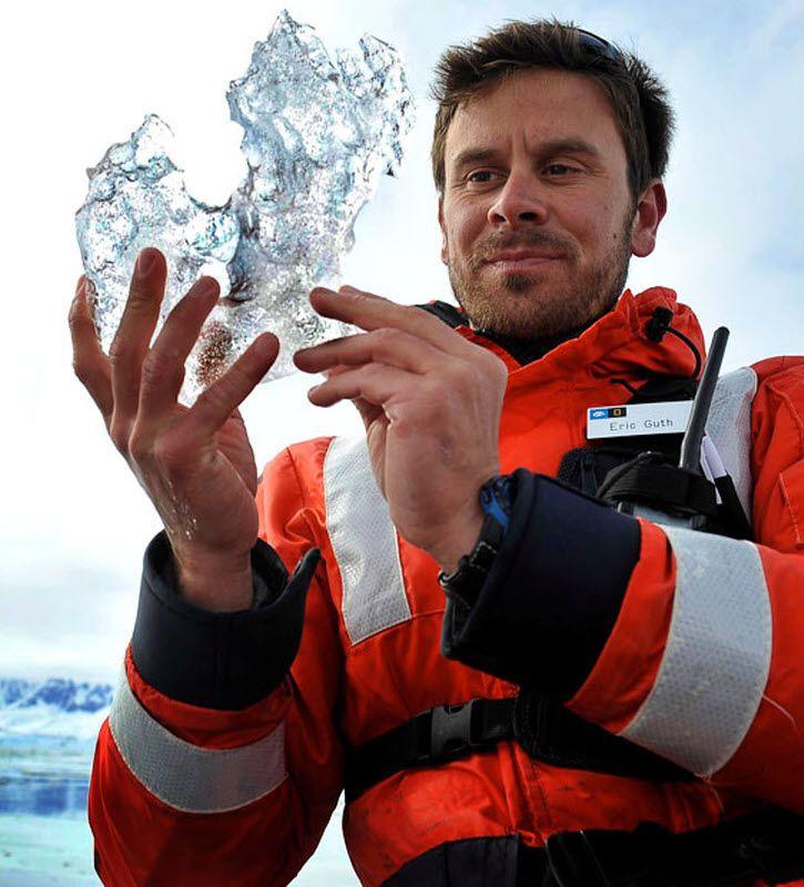 Έρικ Γκούθ στον πάγο