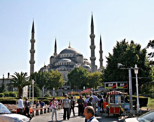 Μπλε Τζαμί Τουρκία