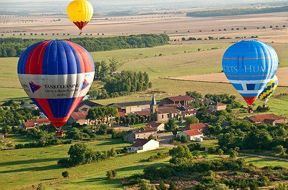 Φεστιβάλ Αερόστατου στη Γαλλία