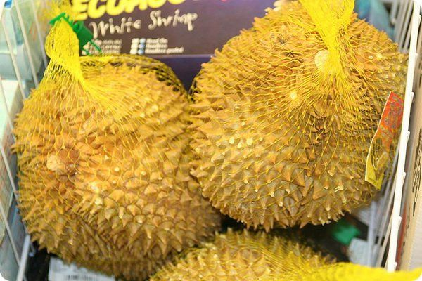 Durian Καρποί Φρούτων