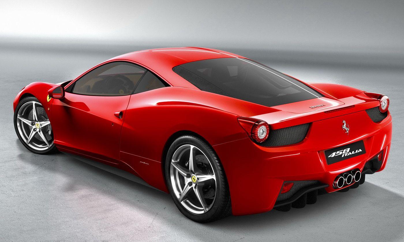 Ferrari 458 Italia ά ί Tut Gr