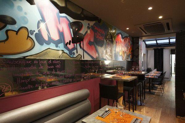 MBC Εστιατόριο στο Παρίσι