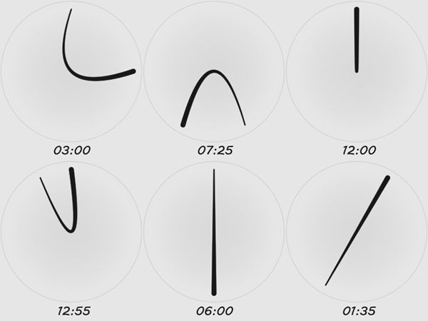 One Line Watch