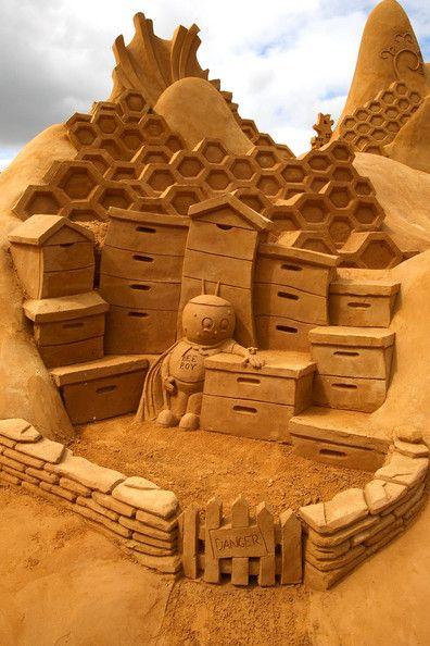 Γλυπτική Άμμου