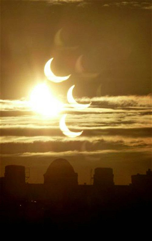 Έκλειψη Ηλίου 2011