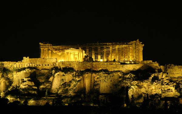 Ακρόπολη Αθήνα