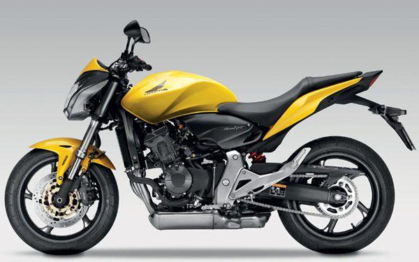 Honda Hornet 2011