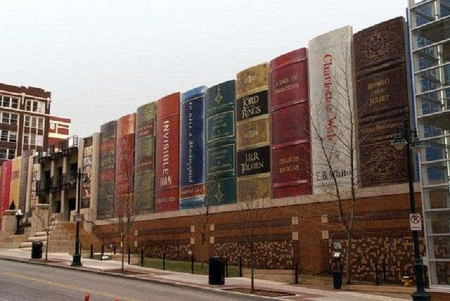 Kansas City Missouri Public Library