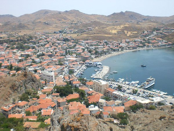Limnos Greece
