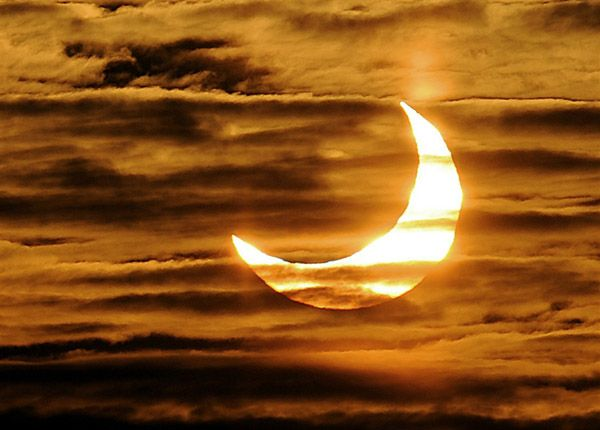 Solar Eclipse of 2011