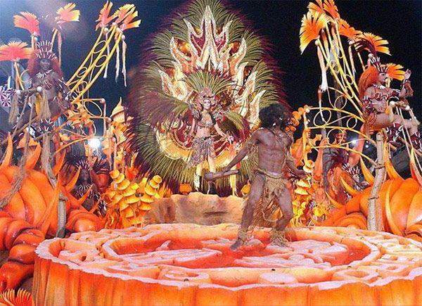 Ρίο Ντε Τζανέιρο Καρναβάλι