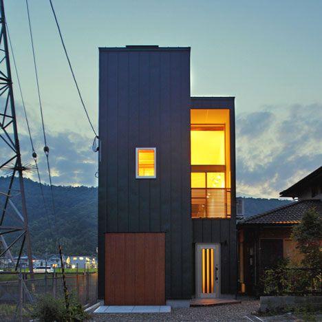 Σπίτι υ στην ιαπωνία