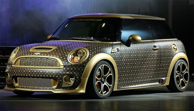 Mini Cooper CoverEFX