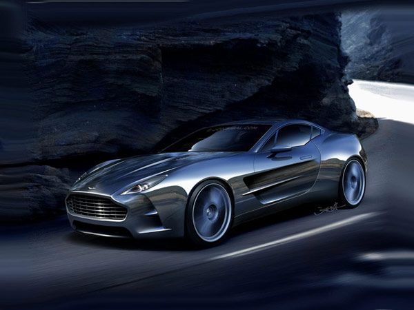 New Aston Martin One-77