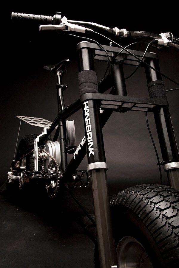 Νέο Hanebrink Electric All-Terrain Ποδήλατο