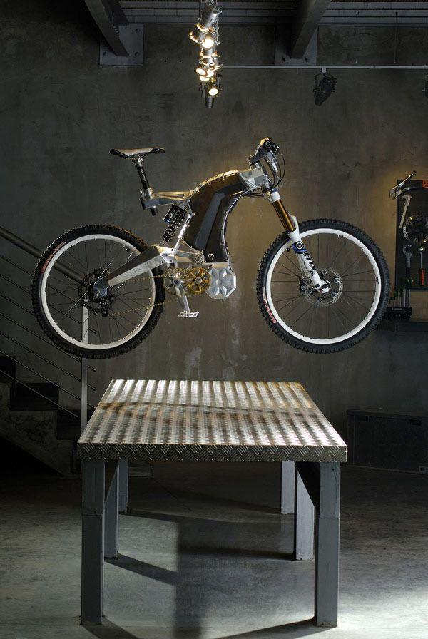 Νέο M55 Ποδήλατο Κτήνος