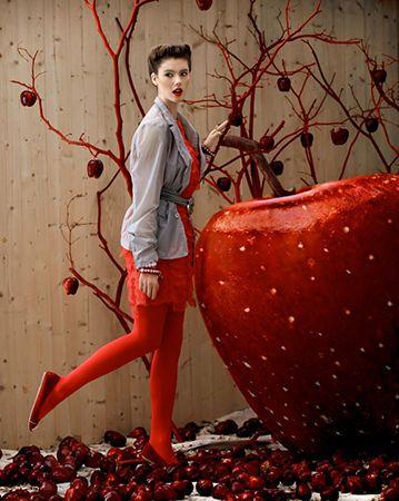 Παραμυθένια Φωτογράφηση για τη Fendi