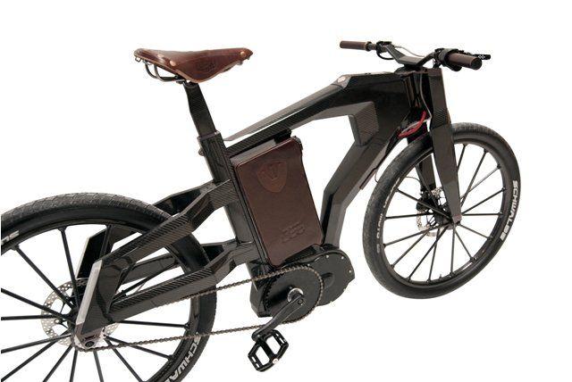 Black Trail - Το πιο ακριβό ποδήλατο