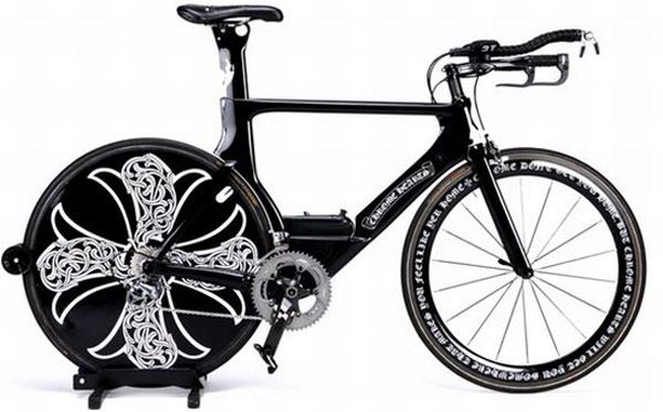 Chrome Hearts x Cervelo Bike