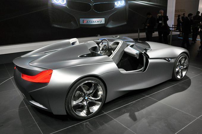 Geneva Motor Show 2011- BMW Vision ConnectedDrive