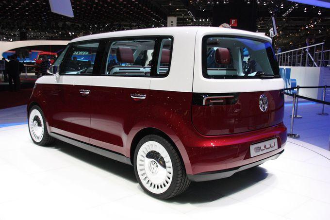 Geneva Motor Show 2011 - Volkswagen Bulli