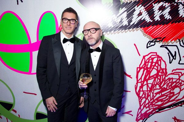Martini and Dolce Gabbana opened the Year of Italy in Moscow