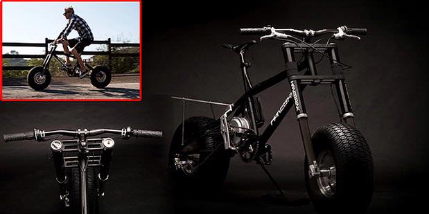 New Hanebrink Electric All-Terrain Bike