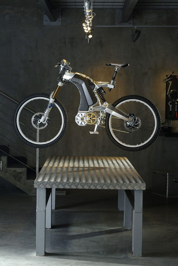 New M55-Bikes Beast