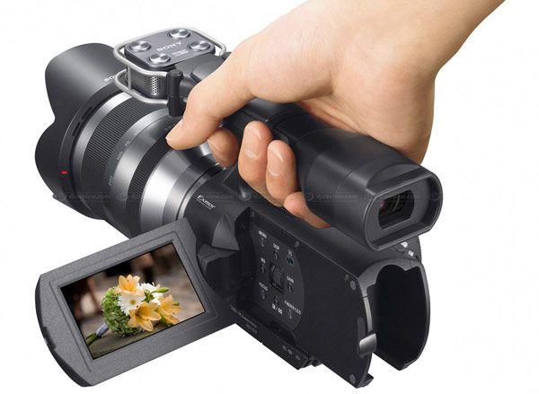 New sony nex-vg10e βιντεοκάμερα