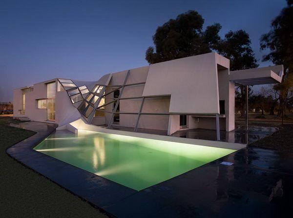 Βίλα residence fyf στην αργεντινή