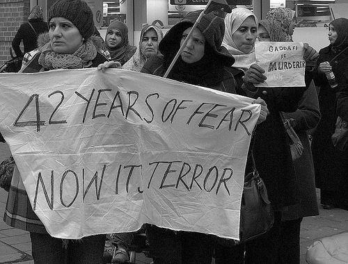 ΗΠΑ, Βρετανία και Γαλλία λένε στο Καντάφι να φύγει