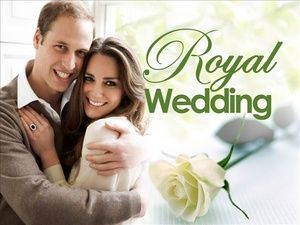 Η αντίστροφη μέτρηση για το Βασιλικό γάμο συνεχίζεται
