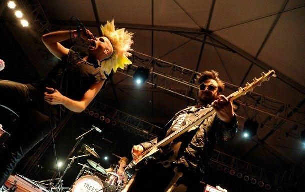 Μουσικό Φεστιβάλ Coachella στη Καλιφόρνια - Neon Tress