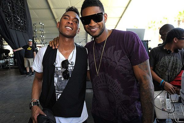 Μουσικό Φεστιβάλ Coachella στη Καλιφόρνια - Miguel και Usher