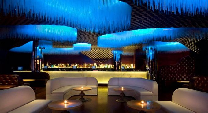 Bar Cienna Ultralounge in New York