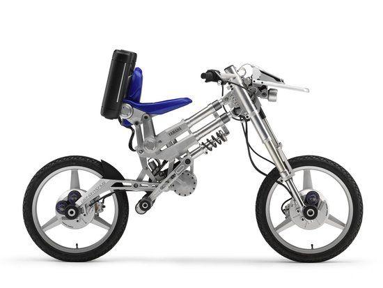 Concept new Yamaha Deinonychus