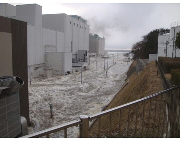 Fukushima operators begin pumping out radioactive water