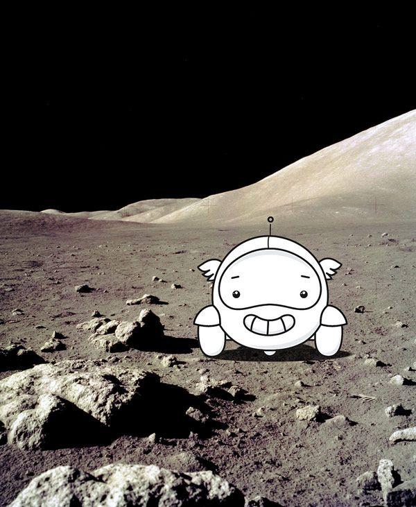 Luno τo Rover Σελήνης