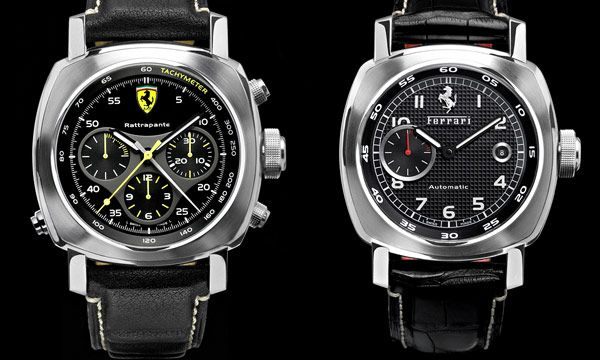 Scuderia Collection  Ferrari Watches by Officine Panerai