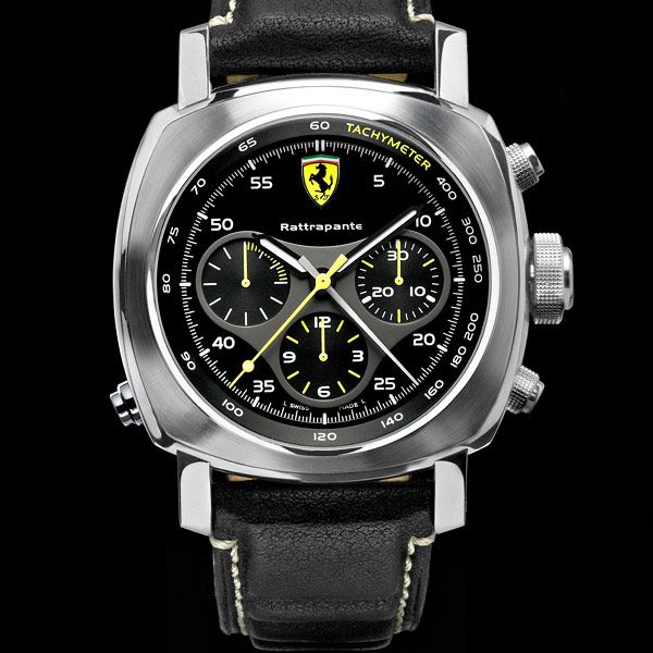 Scuderia Collection  Ferrari Watches by Officine Panerai - Rattrapante