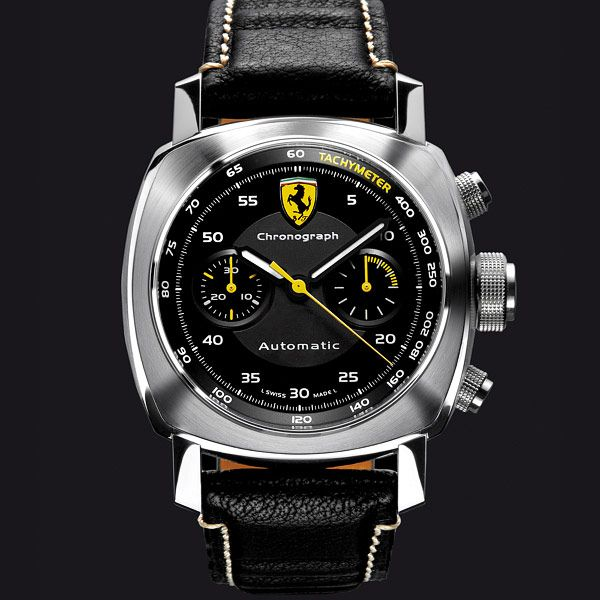 Scuderia Collection  Ferrari Watches by Officine Panerai - Chronograph