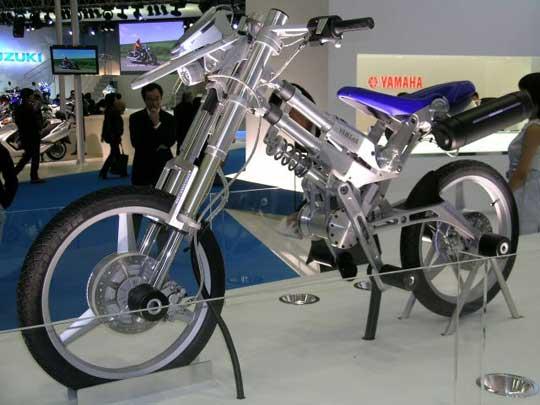 Yamaha Deinonychus