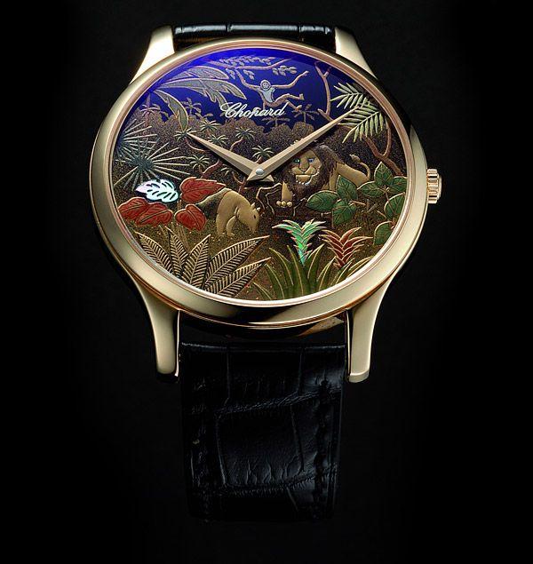 Luxury Watches Collection Chopard L.U.C. XP Urushi