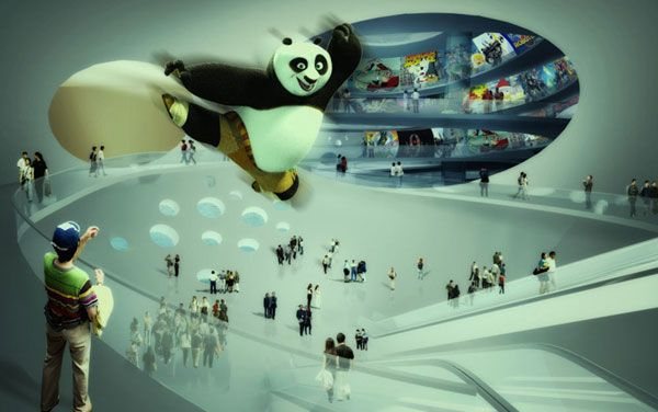 Museum of Chinese comics and animation
