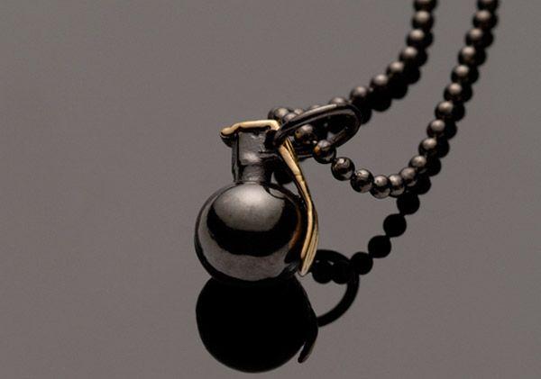 Μοναδικά κοσμήματα από το στούντιο Mathmatiks