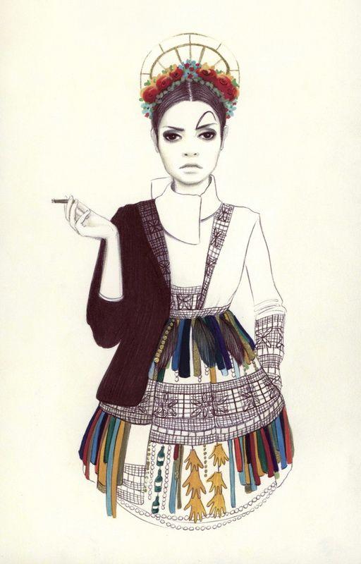 Εικονογράφος Camila do Rosario