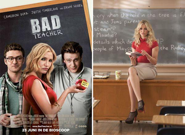 Νέα ταινία – very bad teacher